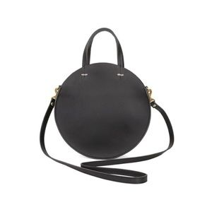 Claire V Petit Alistair Circle Crossbody bag